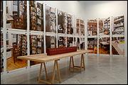 ALLEN RUPPERSBERG. The New Five Foot Shelf, 2001. CAAC Collection