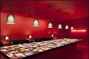 ALFREDO JAAR. Marx Lounge, 2010. CAAC Collection. Photo: Guillermo Mendo