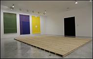 FUENTASAL&ARENILLAS. Dedos. Suelo de madera. Serie Carpets, 2016