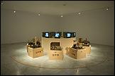 ZHOU XIAOHU. The Crowd of Bystanders (La aglomeración de espectadores),2003-2005. Colección CAAC