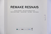 Photographic Tour by the exhibition Remake Resnais