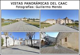 Vistas panorámicas del CAAC [Fotografías: Guillermo Mendo]