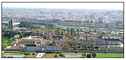 Vista área del CAAC