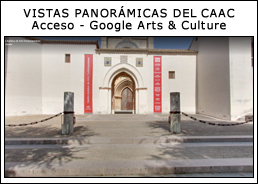 Vistas panorámicas del CAAC [Google Arts & Culture]