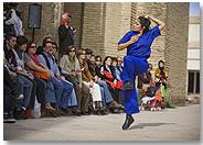 Cía. Arraiana (Vigo): Hoy, en la calle (Mes de Danza XV)
