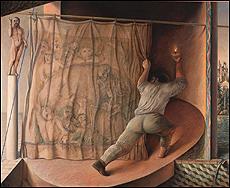 GUILLERMO PÉREZ VILLALTA. El rumor del tiempo (The rumour of time), 1984. CAAC Collection, Junta de Andalucía