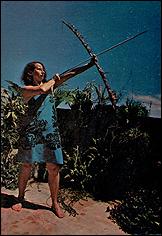 ANNA BELLA GEIGER. Anna Bella Geiger. Nativo Brasil alienígena. 1977.