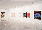 View of the exhibition 'Rafael Agredano. Prologos (Prologues)'at CAAC. Photo: Guillermo Mendo