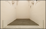 AI WEIWEI. Sunflower Seeds, 2009. View of the exhibition at CAAC