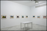 Vista de sala de la exposición de Lara Almarcegui