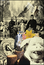 MARÍA CAÑAS. El perfecto cerdo, 2005