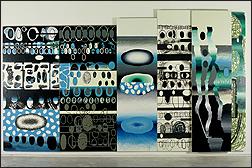 LUIS GORDILLO. Sinfonía Bisagra o la seguridad social. 1993. CAAC Collection