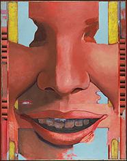 LUIS GORDILLO. Gran Cabeza. 1965. CAAC Collection