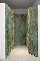 CRISTINA IGLESIAS. Habitación Vegetal III, 2000. Colección CAAC