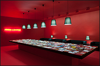 ALFREDO JAAR. Marx Lounge, 2010. CAAC Collection
