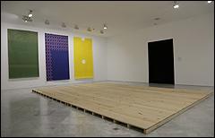 FUENTESAL&ARENILLAS. Serie Carpets, 2016 y Suelo de madera, 2016