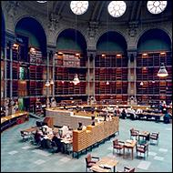 CANDIDA HÖFER: BNF. París XX, 1998