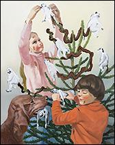 TALA MADANI. Set Dressing [Montaje de decorado], 2013. Óleo sobre lino, 97,15 x 76,2 x 3,17 cm. Cortesía de la artista y Galería Pilar Corrias, Londres