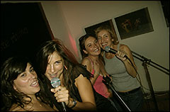 The Richard Channin Foundation. Me gusta este ritmo. Karaoke Sala de eStar, 2004