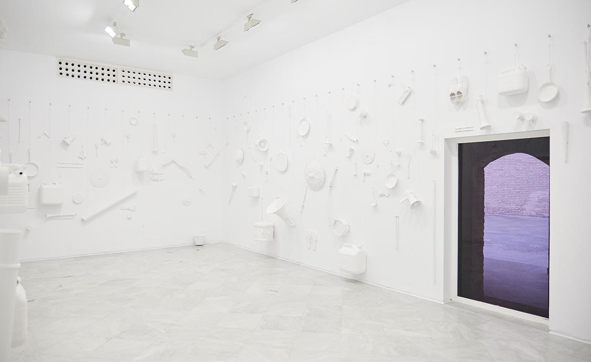 Amalia Pica. AnBnC, 2013. Museo Tamayo, México.