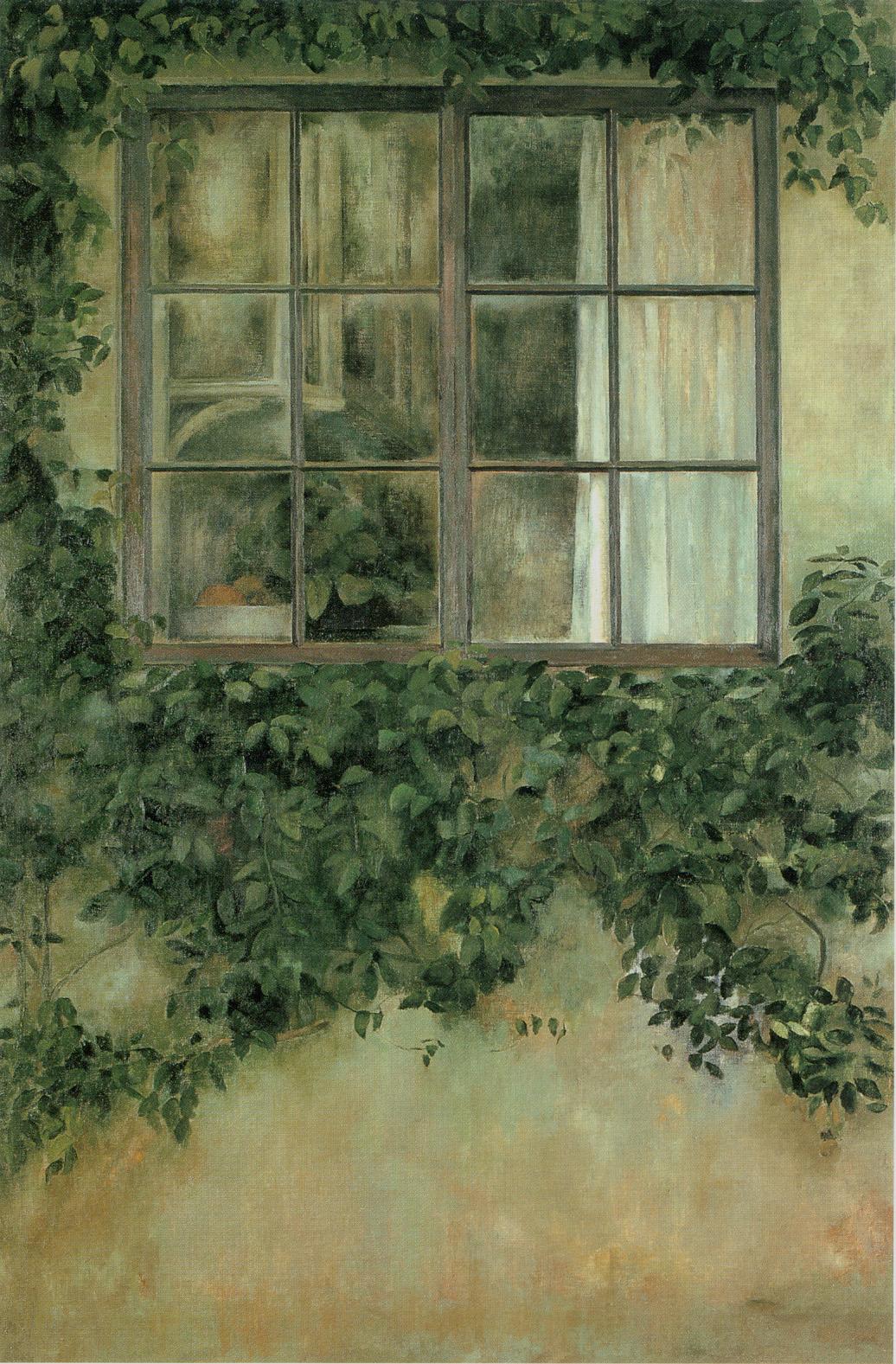 Teresa Duclós. La ventana de detrás, 1981