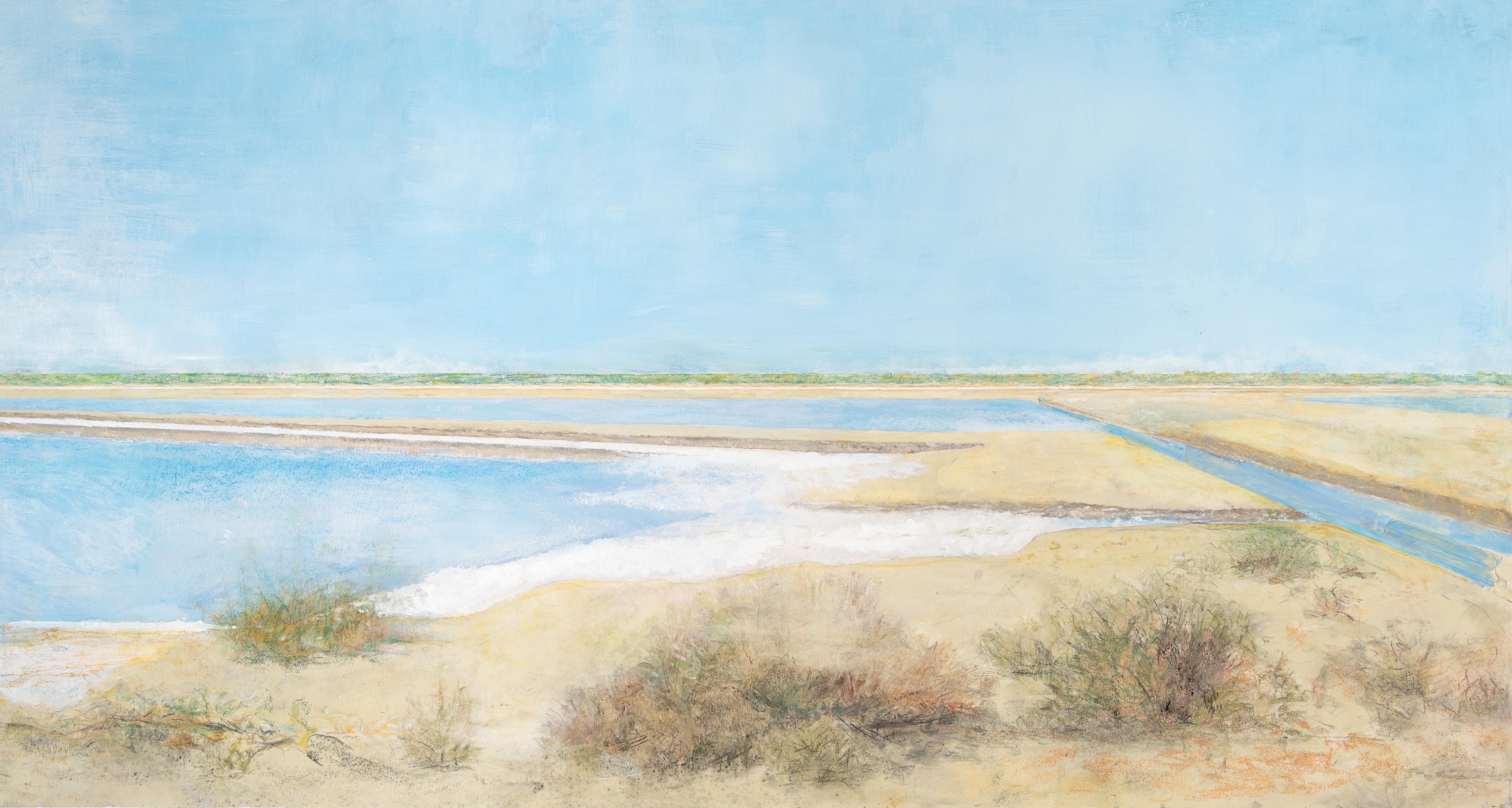 La Sal, Salinas de Bonanza, Sanlúcar de Barrameda, Los Caños, Esteros. (c) Claudio del Campo