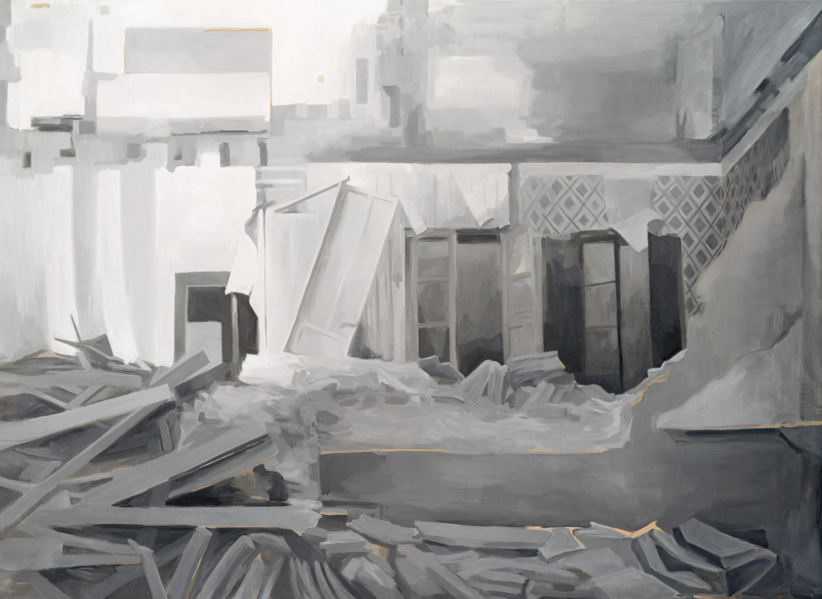 Salomé del Campo, Derribo IV, 2003